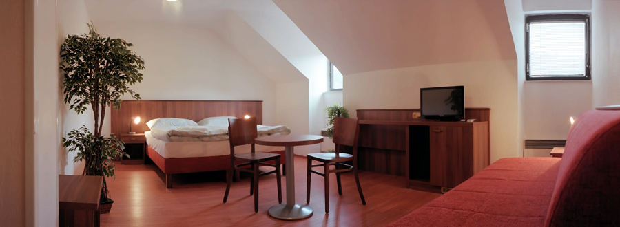 Hotel Kácov - pokoj